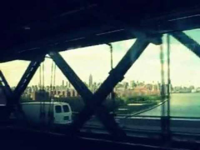 Manhattan Bridge, NYC, US, 2011